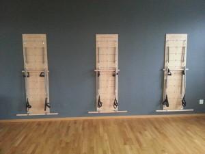 Pilates na springboardech