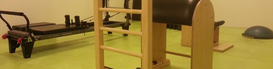 Kruhový trénink na pilates strojích
