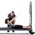 Individuální trénink pilates