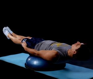 Pilates na Bosu
