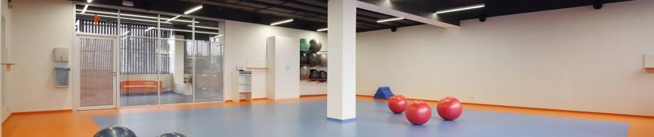 Fitness Action cvicebni sal