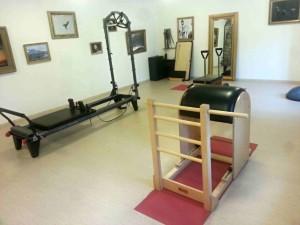 Pilates studio Praha - Velká Chuchle