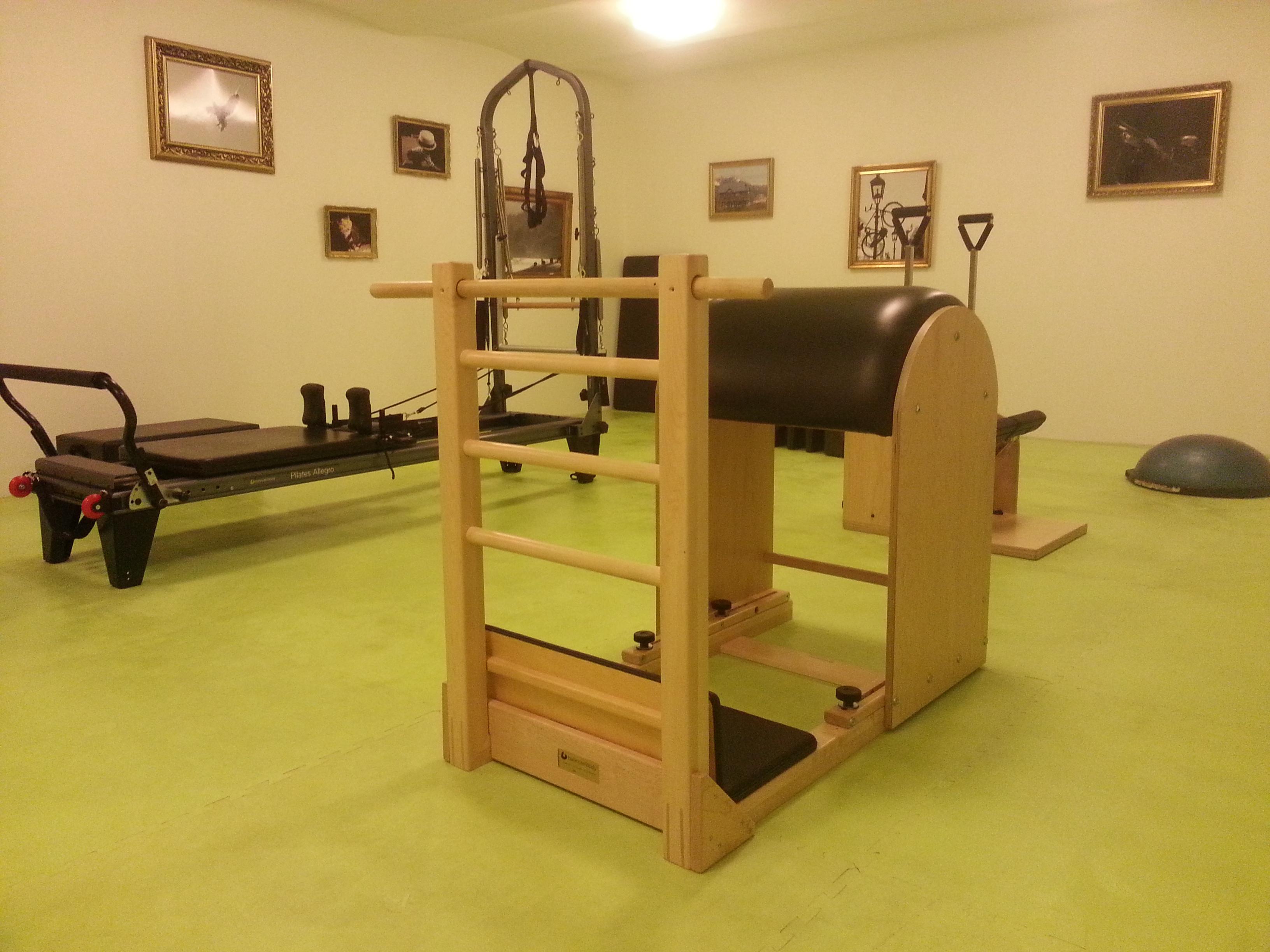 Pilates studio ve Velké Chuchli